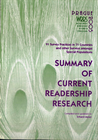 Summary of current readership research