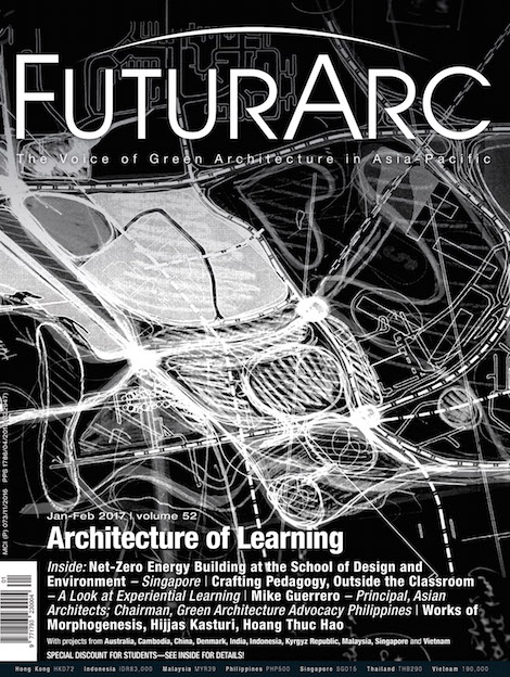 Futurarc Jan-Feb 2017 cover