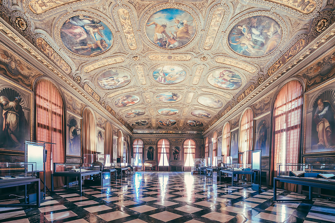 National Library of St. Mark in Venice